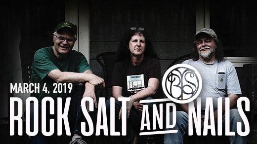 Bring Your Song Writers Night at Realgrey Records Featuring Rock Salt and Nails